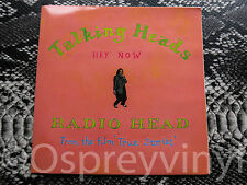 """Talking Heads Hey Now Unplayed UK 7"""" double pack"""
