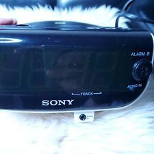 Sony Dream Machine FM/AM CD Player Alarm Clock Radio ICF-CD815