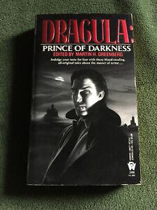 DRACULA: PRINCE OF DARKNESS Paperback FIRST Richard Laymon F. Paul Wilson 1992