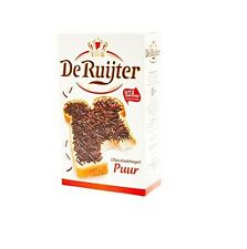 De Ruijter Dark Chocolate Sprinkles - 380g TOP DEAL