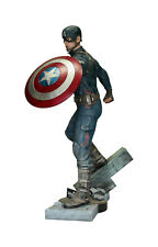 Captain America Winter Soldier Life Size Figur Lebensgroß Muckle Oxmox Marvel