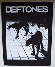 DEFTONES - Panther - Backpatch - 30 cm x 36,3 cm - 164680