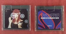 Cher Greatest Hits and Oasis Standing on the Shoulder of Giants Minidisc Albums