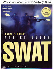 Police Quest: SWAT 1 + 2 PC Game