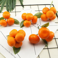 Artificial Decorative Fruit Oranges Fake Fruit