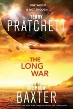 The Long War by Terry Pratchett and Stephen Baxter (2013, Hardcover)