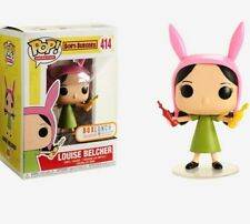 *LIMITED EXCLUSIVE* Funko POP! Bob's Burgers: Louise Belcher WITH SAUCES #414