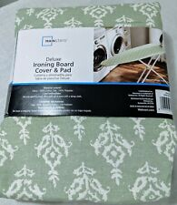 Mainstays Deluxe Ironing Cover & pad fits most standard boards ditzy floral Nip