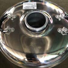"New listing 22"" Shabu Hot Pot Soup Tom Yum Kung Aluminium Cookware Paste Ice Cream Party"