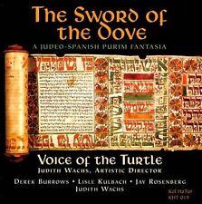 NEW The Sword of the Dove - A Judeo-Spanish Fantasia (Audio CD)