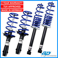 BMW E30 88+ 320i 325i 6CYL ESTATE 51MM AP SPORT SUSPENSION 40/30 LOWERING KIT