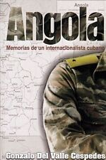 ANGOLA- MEMORIAS DE UN INTERNACIONALISTA CUBANO Military War Army Air Force Cuba