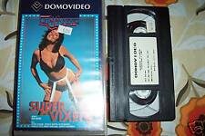 [3075] Super vixen (1975) VHS Domovideo Meyer