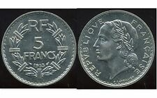 5 francs 1935  NICKEL LAVRILLIER   SPL