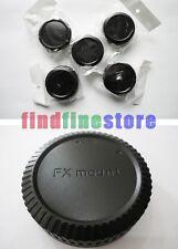 5pcs Rear lens cap cover for Fujifilm Fuji FX X mount camera Wholesale lots 5x