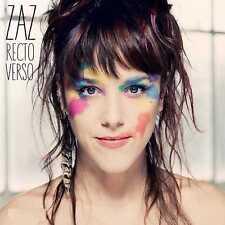 Recto Verso Zaz CD Sealed New 2013