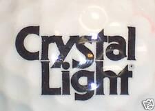 Food - Crystal Light Logo Golf Ball Balls