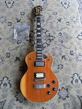 1970s Hagstrom Swede electric guitar vintage Sweden NATURAL MAHOGANY project
