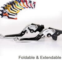 Fold Extendable Brake Clutch Levers For Aprilia RSV MILLE/Tuono 1000 R/Falco SL