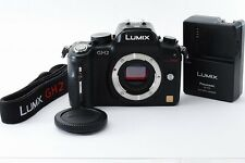 Verygood Panasonic LUMIX DMC-GH2 16.0 MP Digital Camera - black (Body Only)