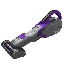 NEW BLACK+DECKER DVJ325BFSP-GB Lithium-Ion Pet Hand Vacuum Cleaner Smart Tech