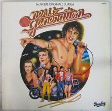 New Generation  33 tours 1979 Brigitte Lahaie