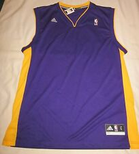 OFFICIAL STEVE NASH LA LAKERS PRACTICE JERSEY MENS SIZE L W/TAGS
