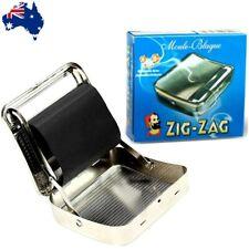 New Zig Zag Automatic Cigarette Tobacco Rolling Machine Box Tin