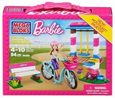 Mega bloks barbie build 'play fab park 80286