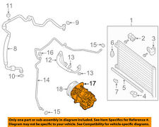 NISSAN OEM 13-15 Sentra-A/C AC Compressor 926003SH1C