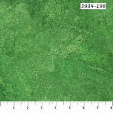Stonehenge 3934-198 Quilt fabric Cotton by Northcott Grass Green