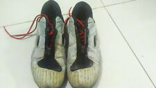 NIKE 2001 SHOX XT  SILVER BLACK RED US 9 EUR 42.5 UK 8 VINTAGE