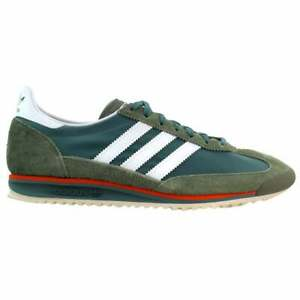 adidas Sl 72 Lace Up  Mens  Sneakers Shoes Casual   - Green - Size 9 D