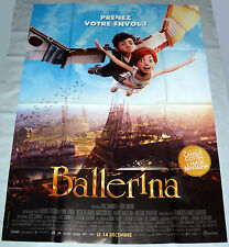 LEAP Ballerina Opéra garnier Paris Animation LARGE French POSTER final