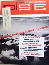 Data Systems Engineering Magazine Flight Control January 1964 100517NONRH