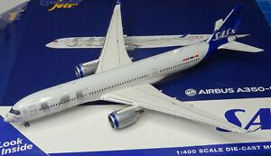 Gemini GJSAS1912 Airbus A350-900 SAS new livery SE-RSA 1:400
