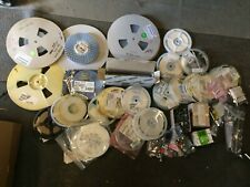 18.2lbs Lot of Various electronic components, resistors, diodes, etc.  *JI 10A