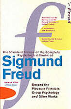 """Complete Psychological Works Of Sigmund Freud, The Vol 18: """"Beyond the Pleasure"""
