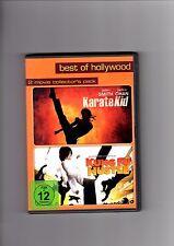 Kung Fu Hustle / Karate Kid (Best of Hollywood 2-DVD`s)  DVD #10728