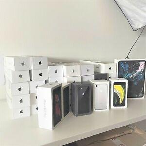 Genuine Apple iPhone 5S / 6 / 7 / 8 / SE / X / 11 / 12 Pro Max Empty Box Only