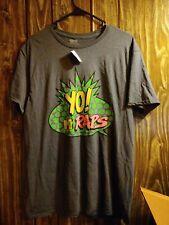 Brand New Mens T-shirt Yo Mtv Raps Music Television Logo Show videos tv