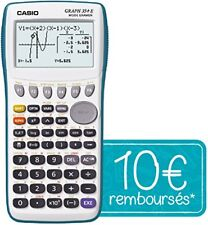 Calculatrice graphique Casio Graph 35 E - Mode examen