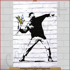 Banksy Contemporary (1980-Now) Multi-Colour Art Prints