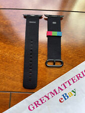 CYR Apple Watch 42/44mm CLOSE YOUR RINGS Woven Nylon Employee Challenge band
