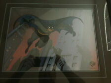 """Batman Limited Edition Cel, """"I Am the Night"""" from 1993"""