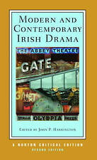 Modern and Contemporary Irish Drama: (Second Edition)  (Norton-ExLibrary