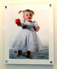 "Acrylic 24x24"" x10mm wall poster picture photo frame for a 20x20"" /51x51cm foto"