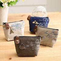 Retro Style Lady/Girl Coin bag Purse Wallet Card Case Vogue Classic Handbag