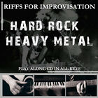 PLAY A LONG HARD ROCK / HEAVY METAL - play along - BACKING TRACK - Digital Files for sale