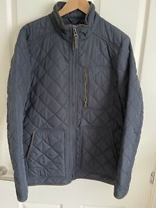 Joules Derwent Quilted Coat /Jacket Size UK L (between armpit 21 inches)
